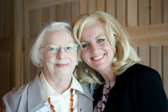 Image of Ambassador Jean Kittson and her mother Elaine