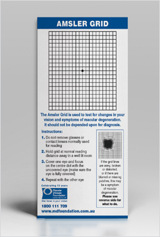 photo about Printable Amsler Grid called Amsler Grid Macular Ailment Base Australia